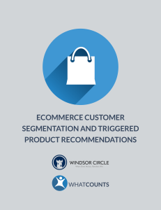 eCommerce Email Customer Segmentation eBook