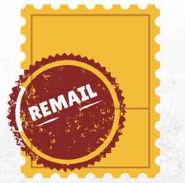 Ever try a remail?