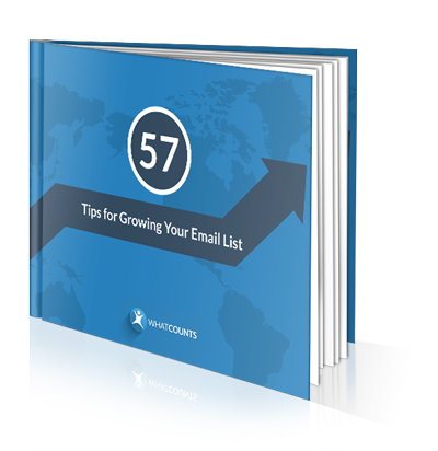 57 tips to grow your email list
