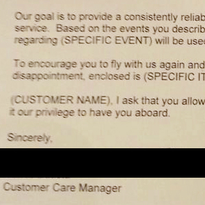 """Also, (CUSTOMER NAME), do you want to grab a beer or something?"""