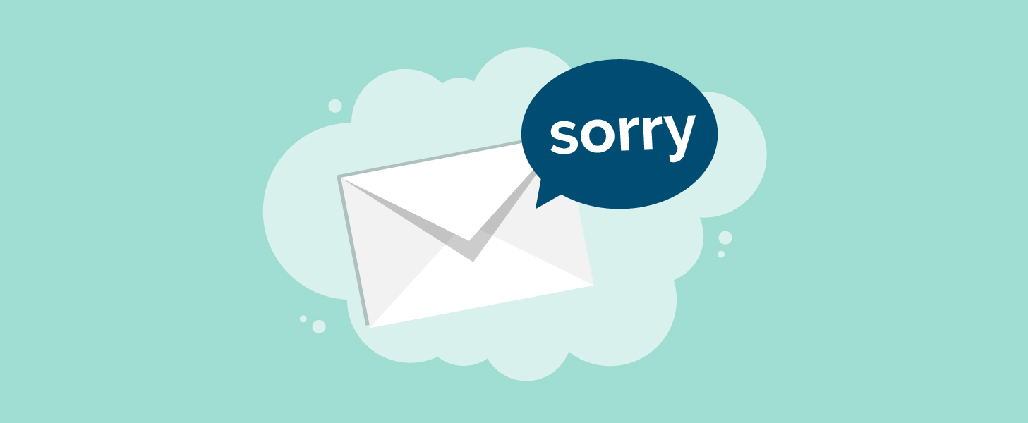 How To Send A Tasteful Apology Email Whatcounts Email Service Provider