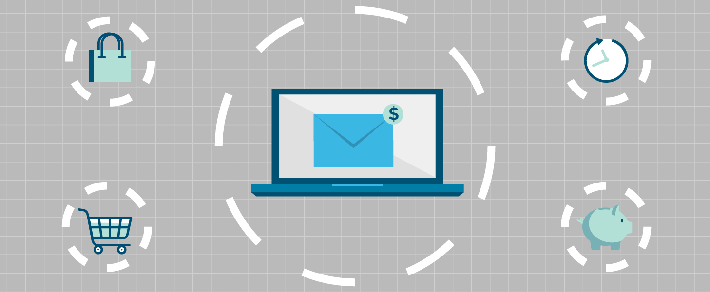 Learn how to upsell and cross-sell in email marketing.