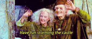 Storming the CASL