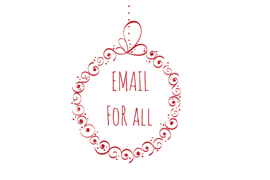 Get tips for your holiday emails.