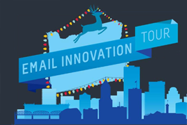 Missed our We Love Email Innovation Tour?