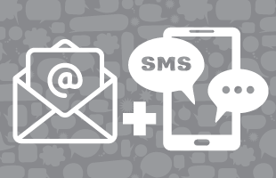 Read about SMS in email marketing.