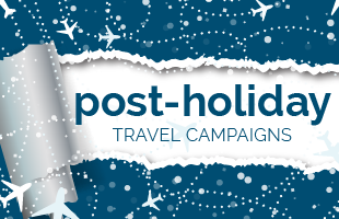 Read about best practices and tactics for post-holiday travel email marketing campaigns.