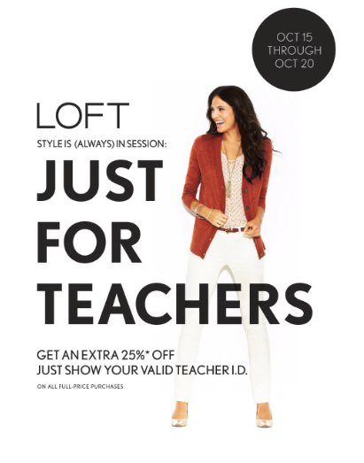 Don't forget about teachers in your email marketing.