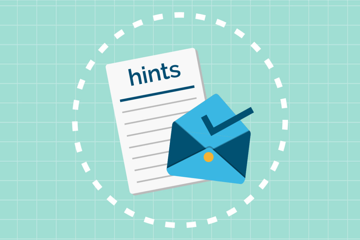 Follow these top tips for email marketing.